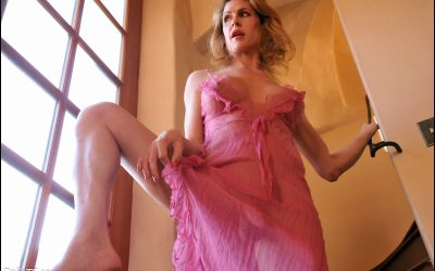 Sheer Pink Silk GALLERY